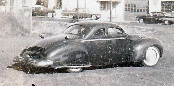 1940 Ford - Kustomrama