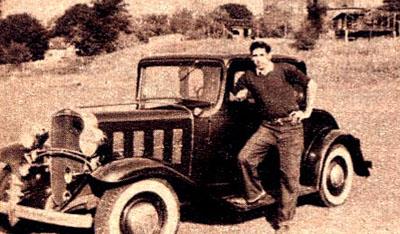 1932 Chevrolet - Kustomrama