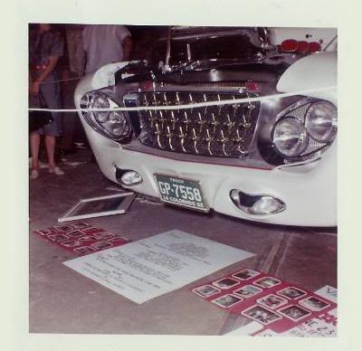 Otto Rhodes' 1953 Ford - Kustomrama