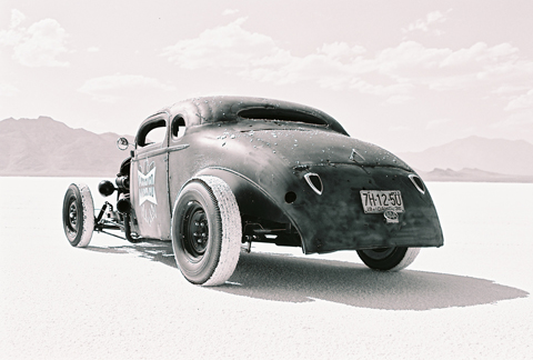 Matt Whitlock's 1936 Chevrolet - Kustomrama