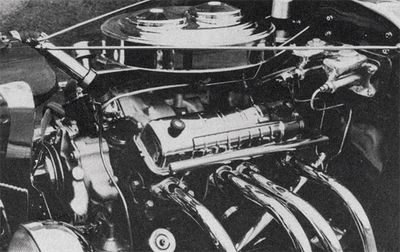 Egeo Barci's 1934 Ford - Kustomrama