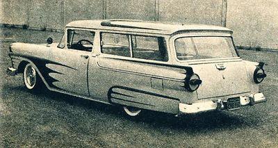 Scotty Berguson's 1957 Ford - Kustomrama