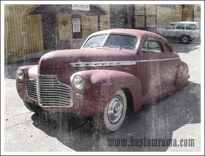 1941 Chevrolet - Kustomrama