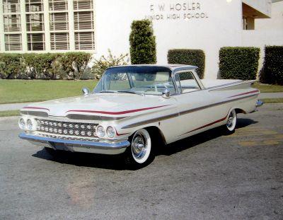 1959 Chevrolet - Kustomrama