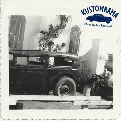 The Jim Papworth Photo Collection - Kustomrama