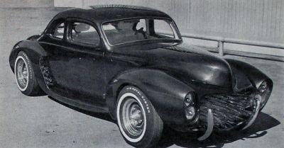 Bill Cushenbery's 1940 Ford - Kustomrama