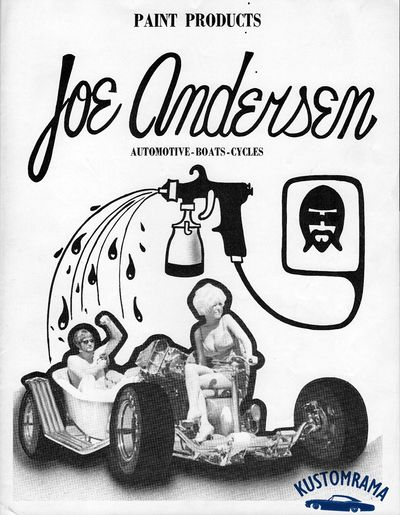 Joe Andersens Custom Shop